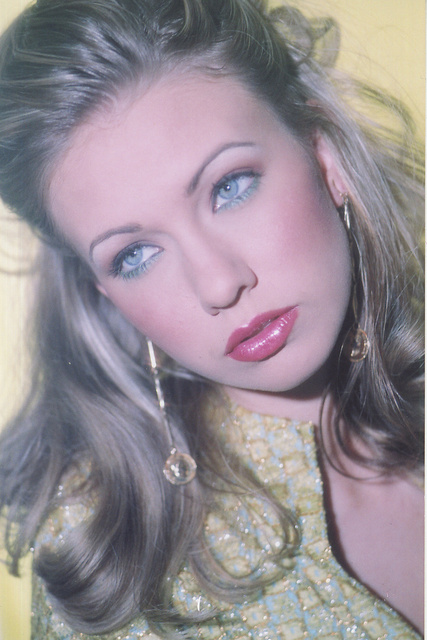STEPHANIE GRANTHAM- Miss Charleston USA.