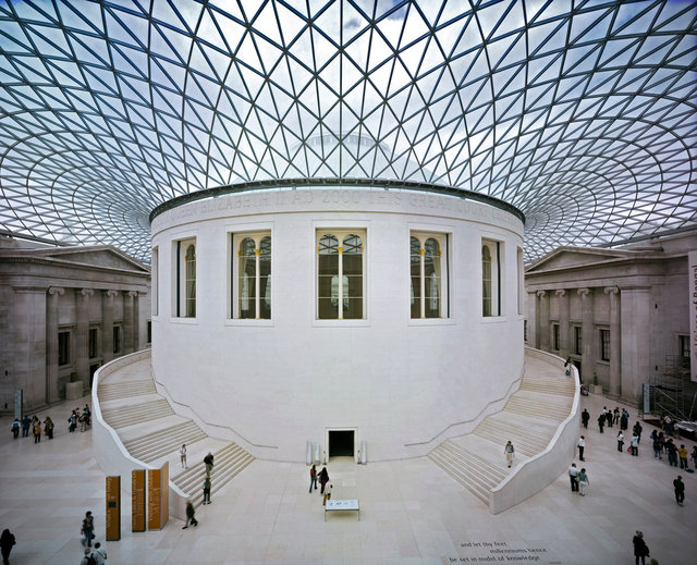 The British Museum, London WC1