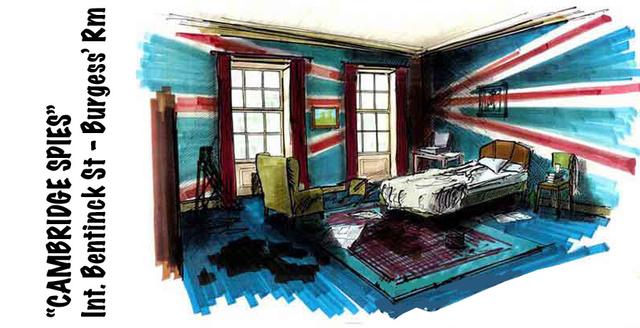 Burgess' Bedroom