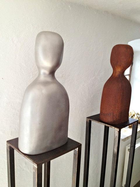 Skulpturen / Figuren 14