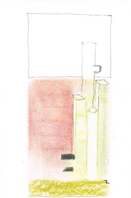 Zonder Titel, 2013  30,2 x 19,5 cm