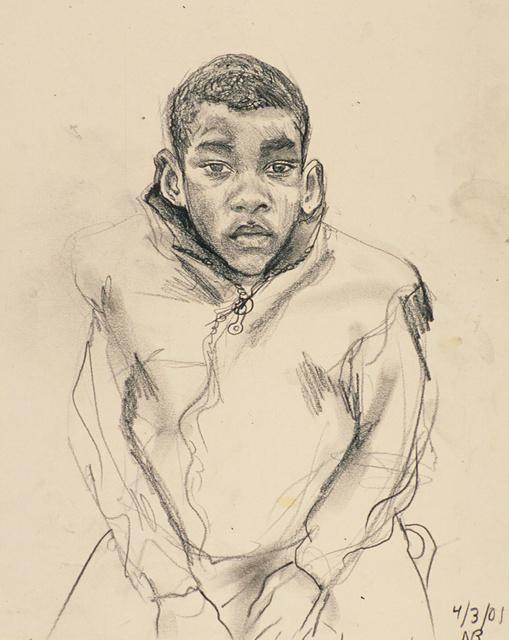 """Peekskill Boy, 24 x 18"""""""