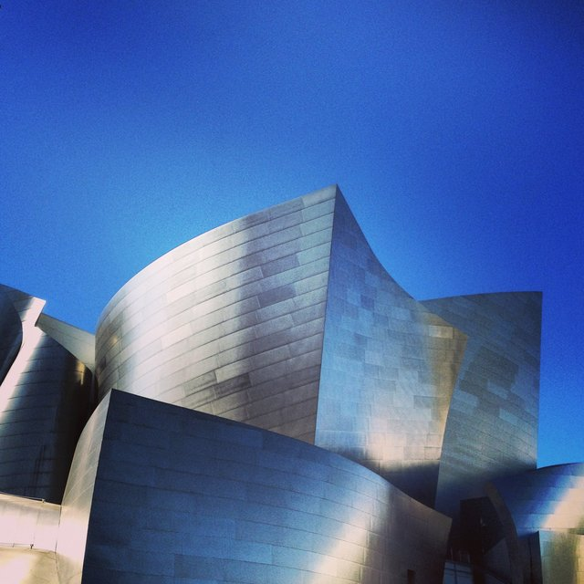 WALT DISNEY CONCERT HALL - BLUE 3