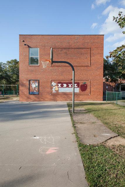 site, former Walltown School