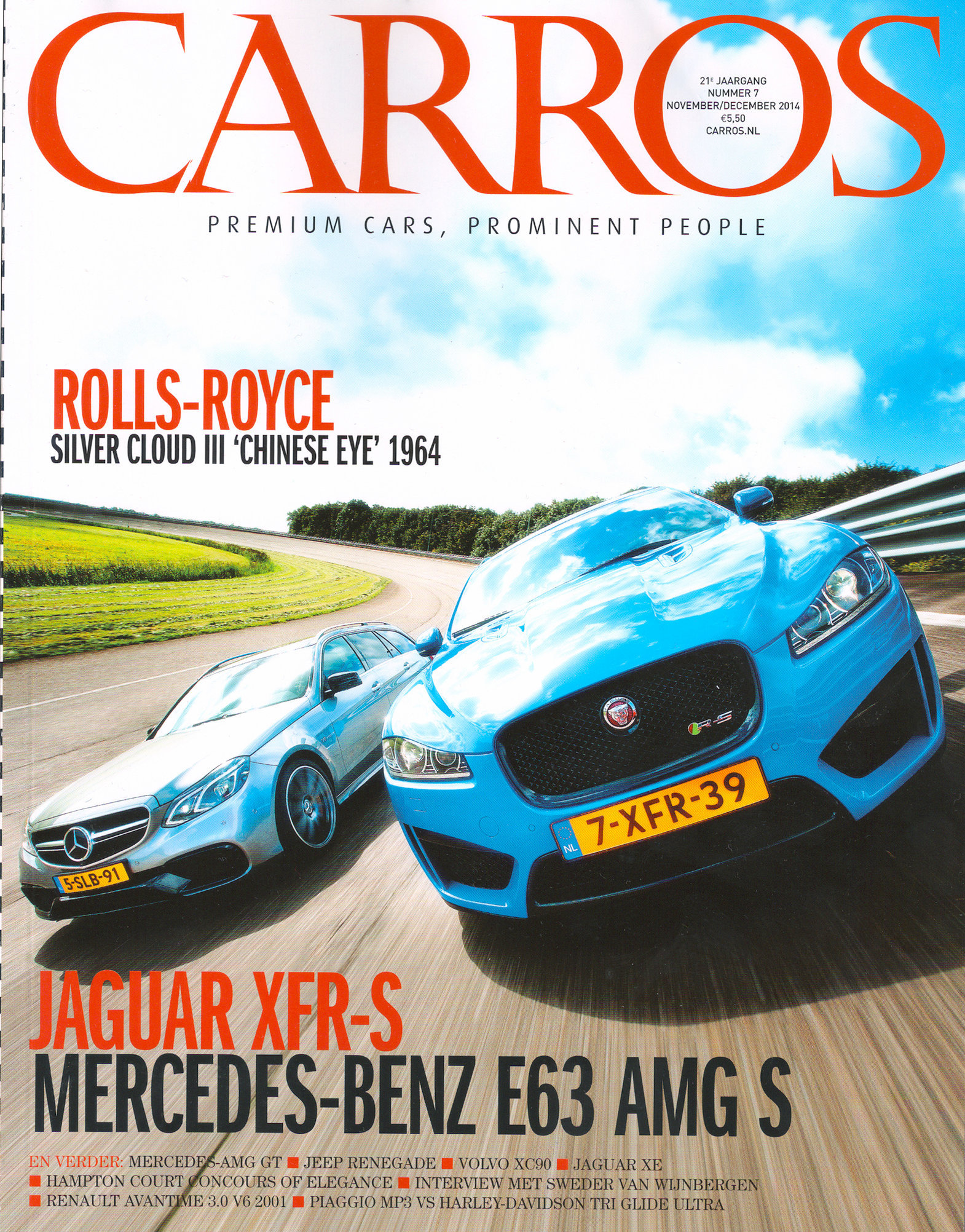 Cover Carros nov/dec 2014
