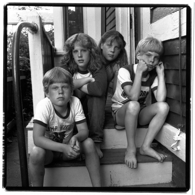 1982.07.09. 4 Kids, pre-vacation