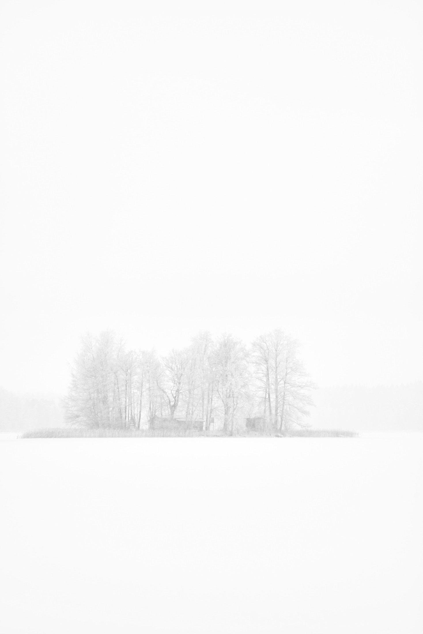 Snow I - Käkyensaari