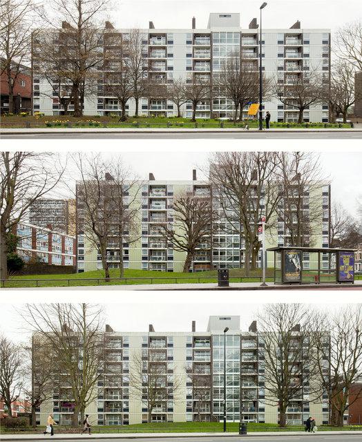 Ethelburga Estate, Battersea