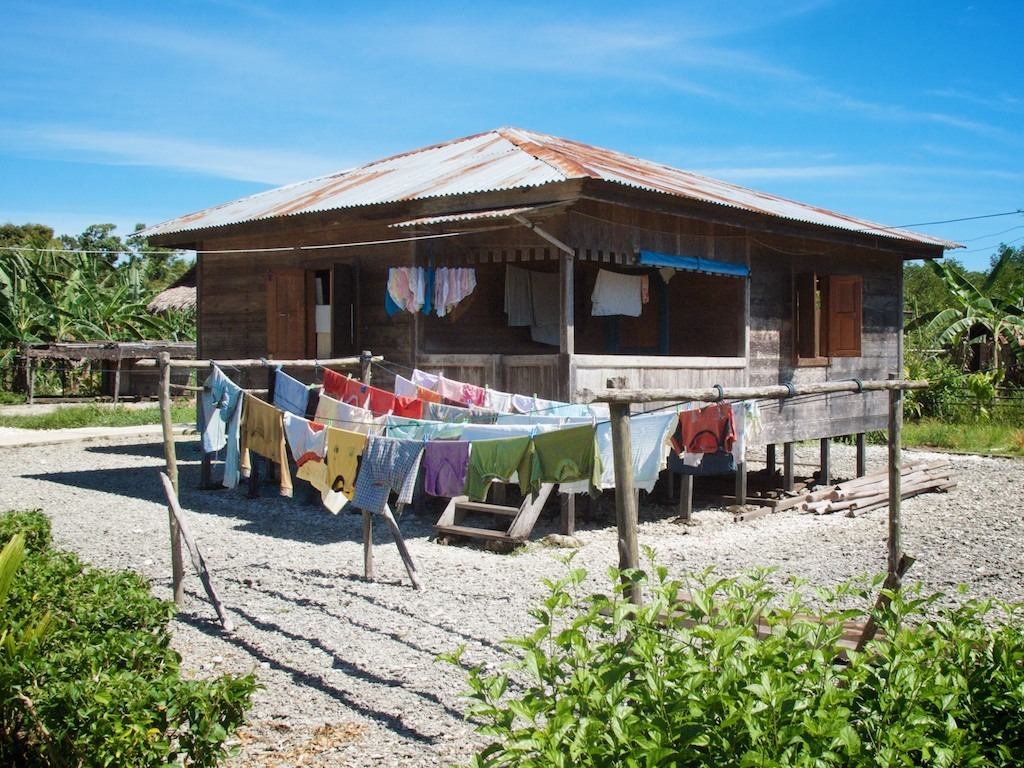 Casa em Silabu