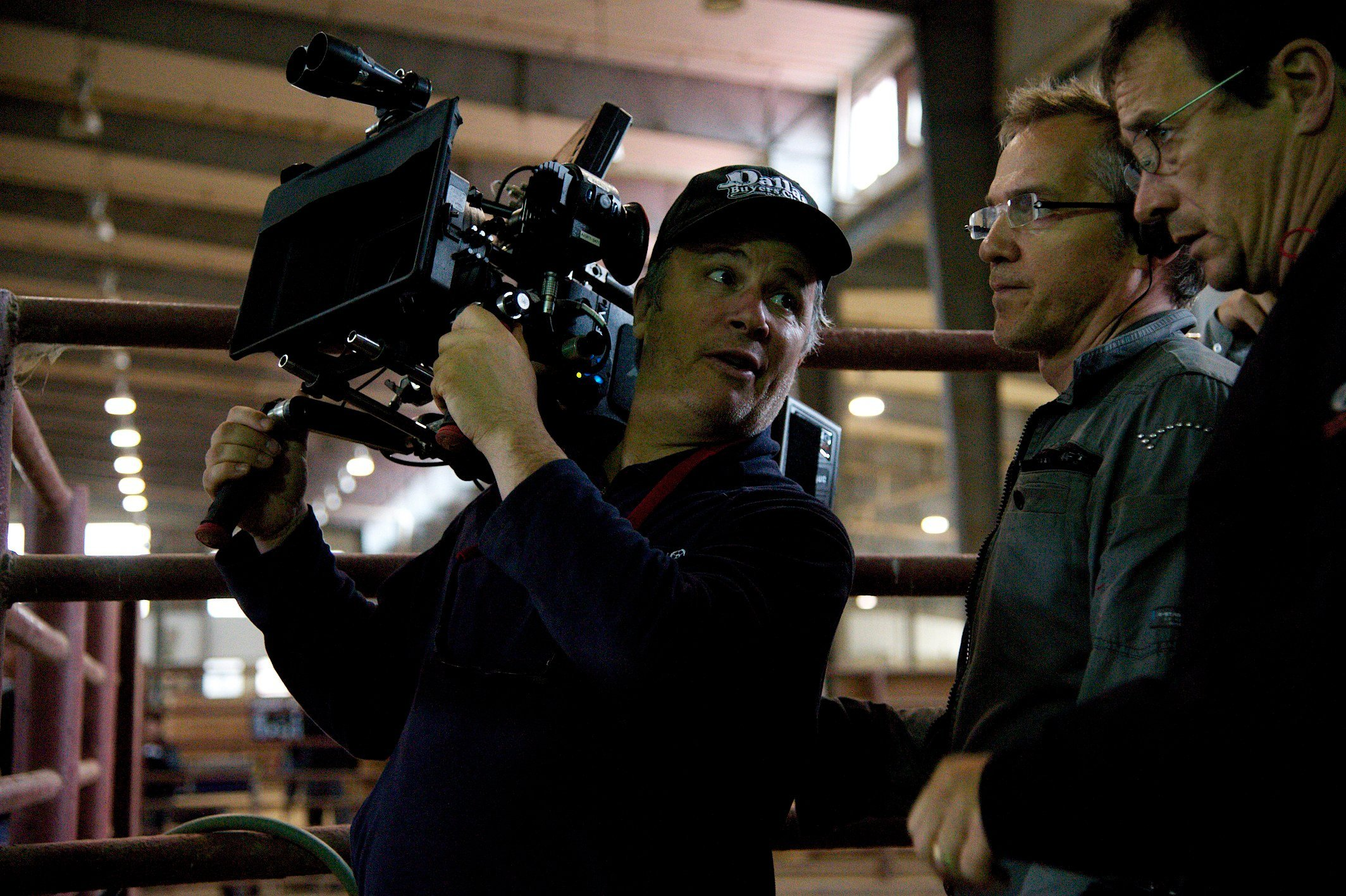 DP Yves Belanger - Director Jean-Marc Vallee - 1st AC Nicolas Marion - DALLAS BUYERS CLUB