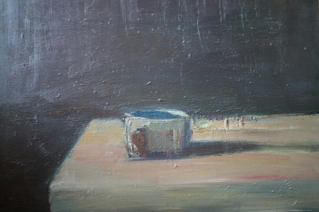 martwa natura 3, 74x60, olej/płótno,