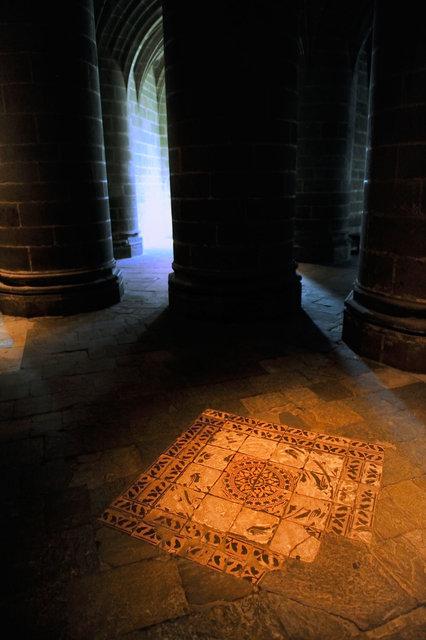 Salle des gros piliers