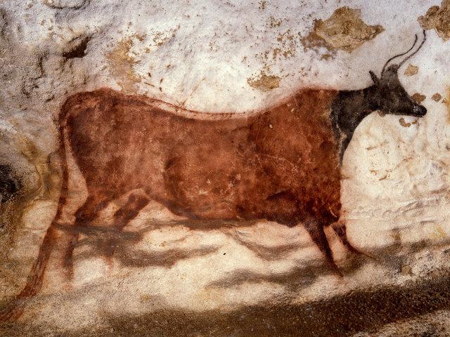 Lascaux, Paleolithic age