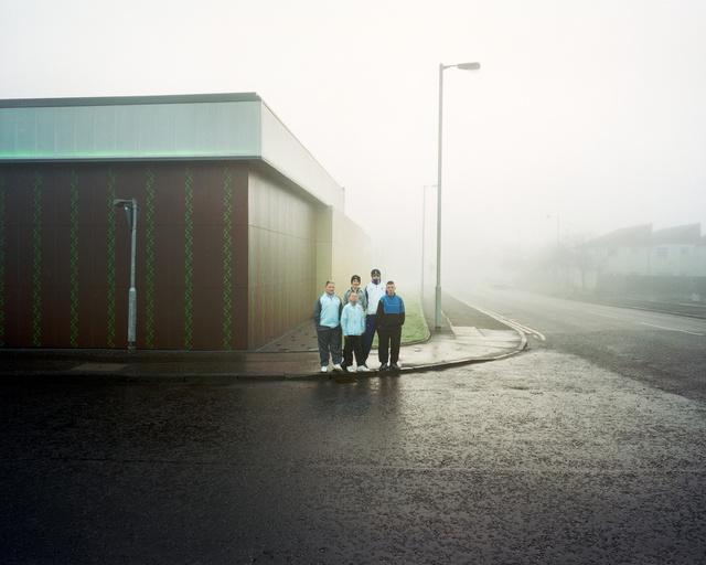 Clydebank Workshops, Glasgow. GM+AD Architects