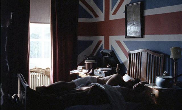 Burgess' Bedroom - London
