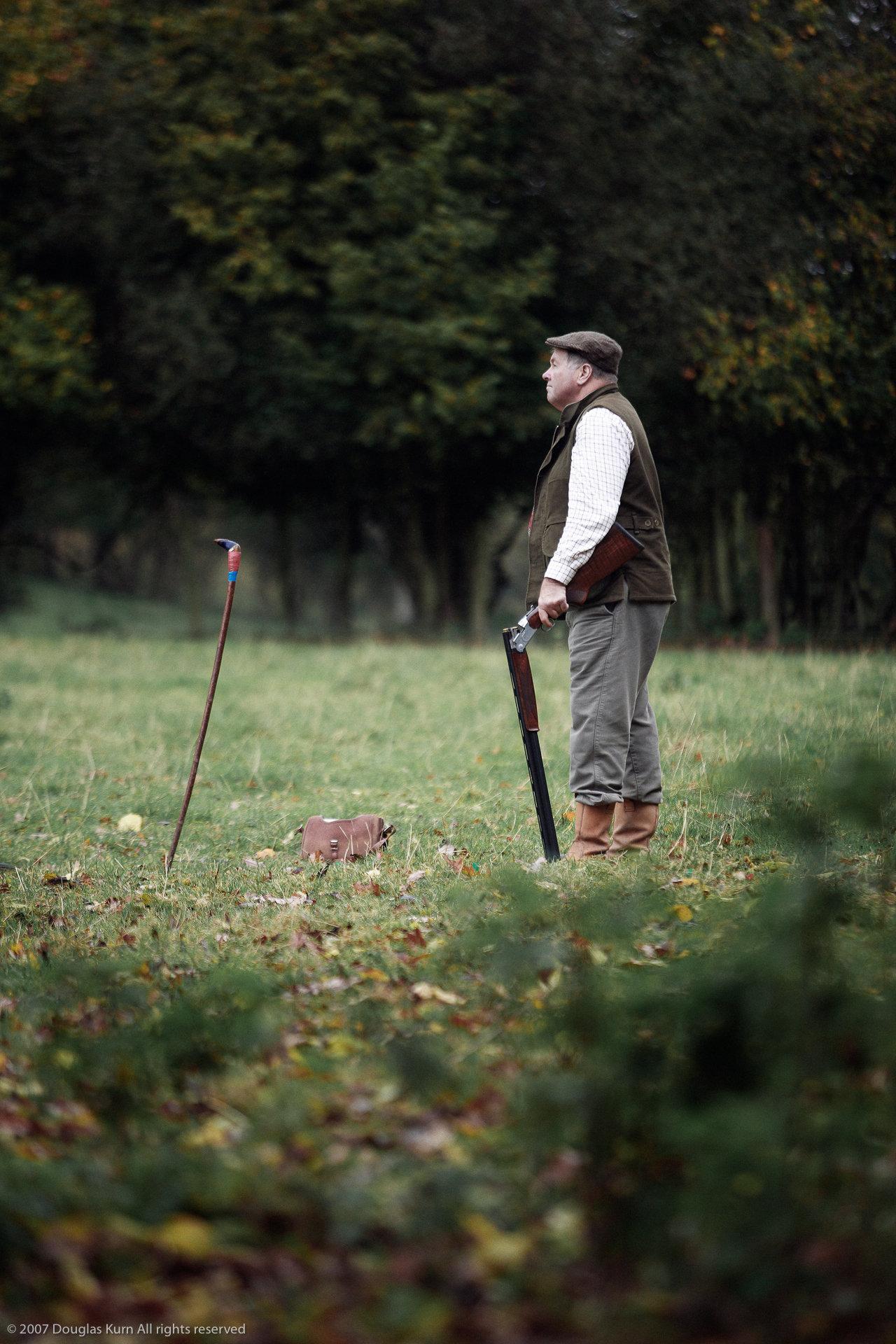 Nant Clwyd Shoot November 2005