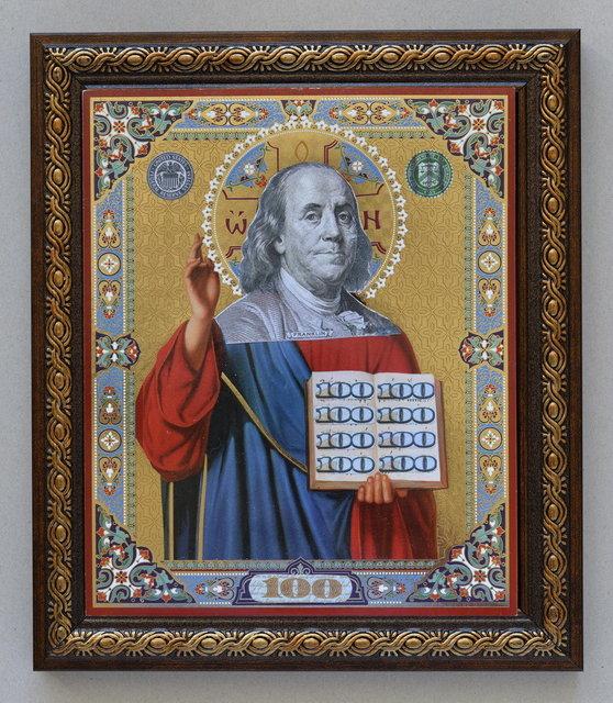Saint Franklin_(Yurko Dyachyshyn)_07.JPG