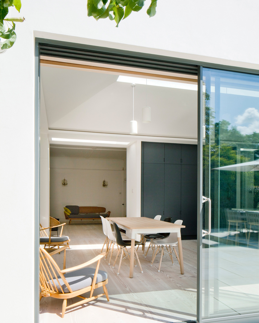 Private house, London. SaltWest Architects