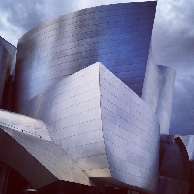 WALT DISNEY CONCERT HALL - BLUE 26