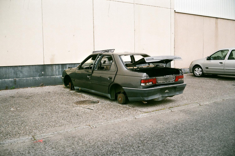 parking, Dinges-les-Bains
