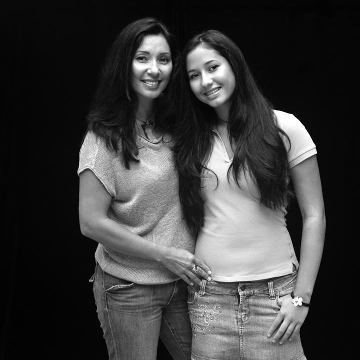Elizabeth & Marushka