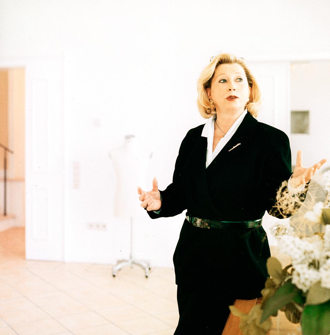 Birgitta Jaeggle,Domicil