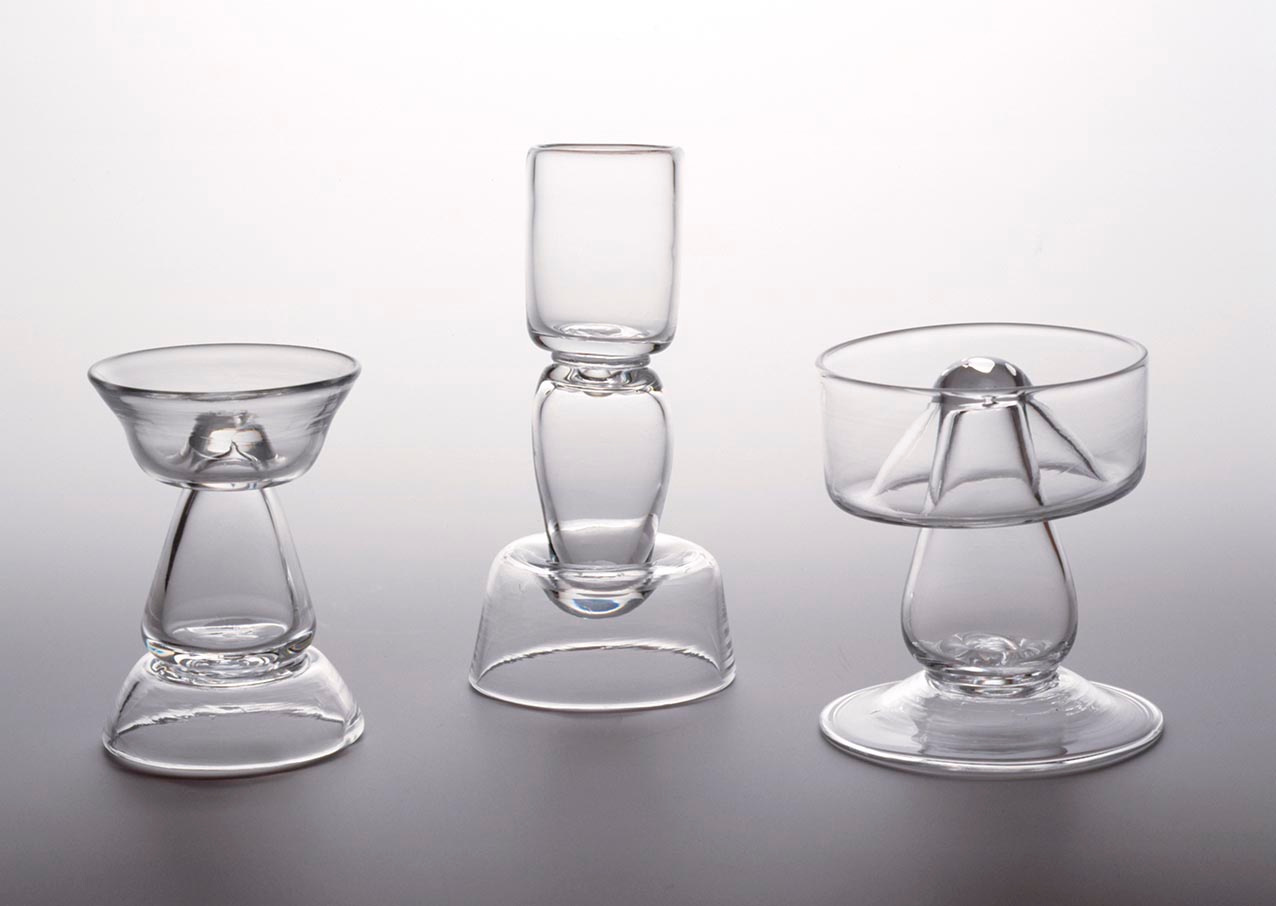 Three Spirit Glasses