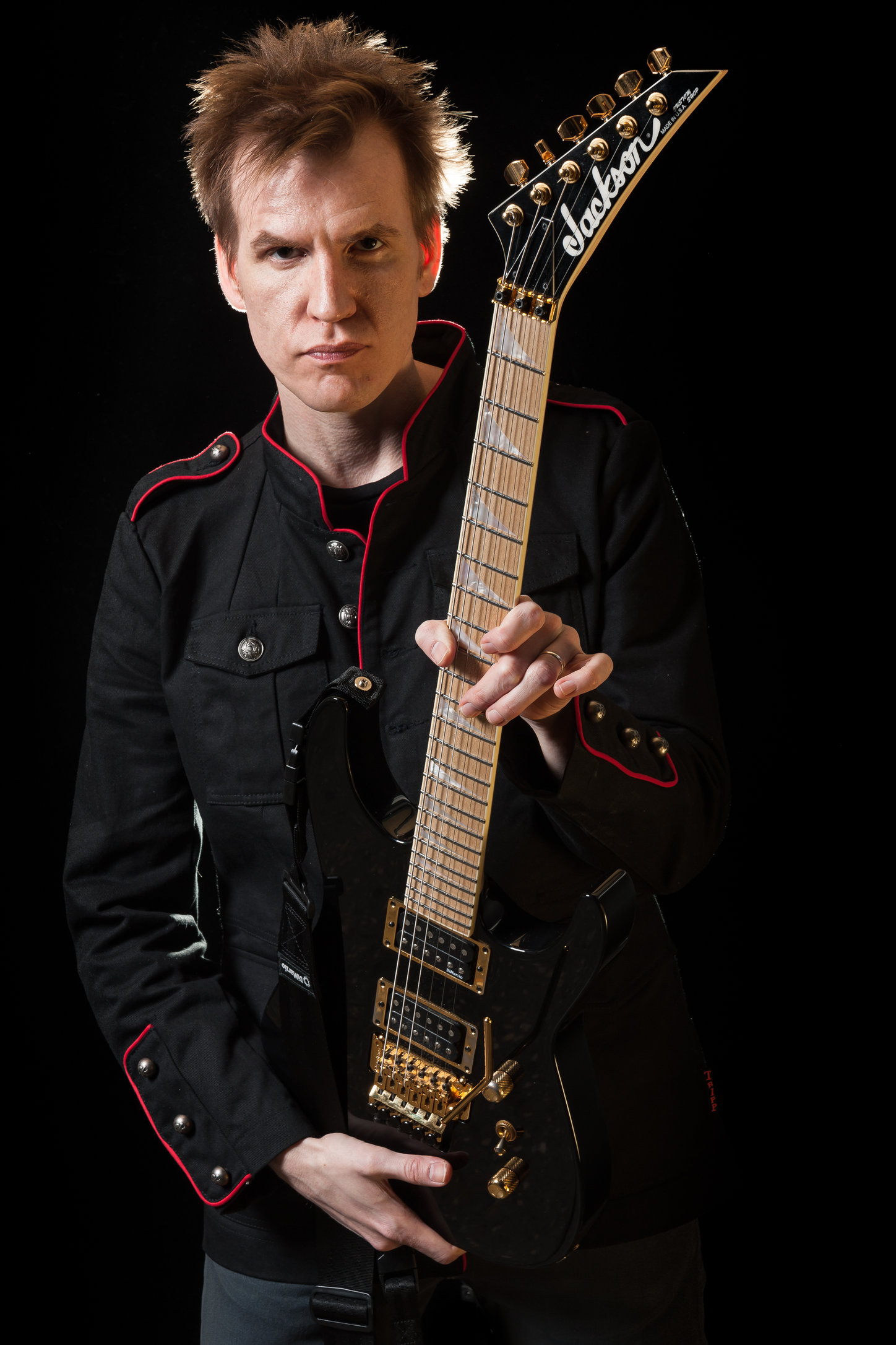 Chris Amott