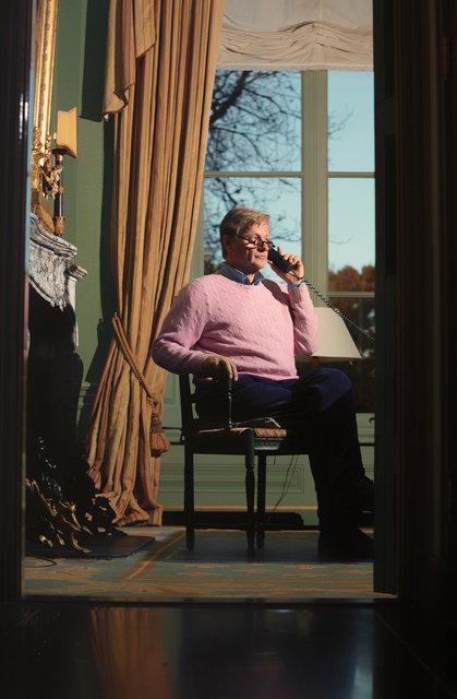 Wouter Koning, eigenaar van Havezate Den Alerdinck