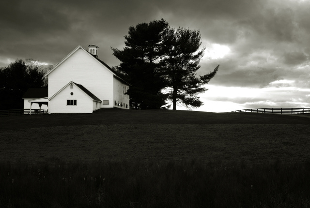 Barn, Millbrook New York