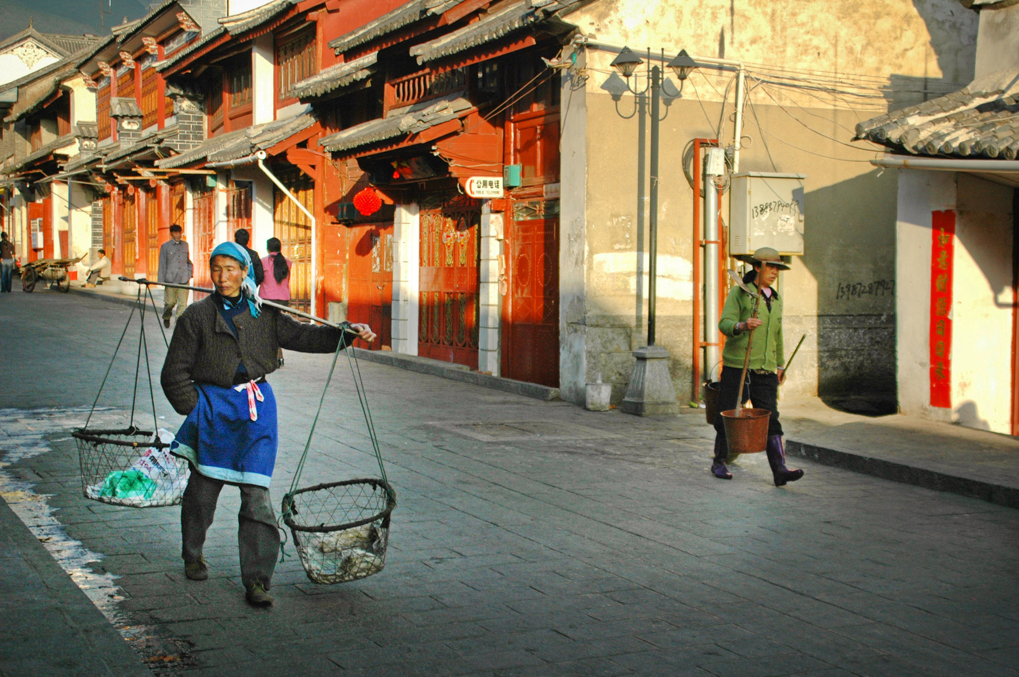 Lijiang Street