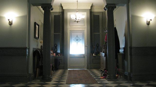 Hallway Entrance - Bruce's Flat