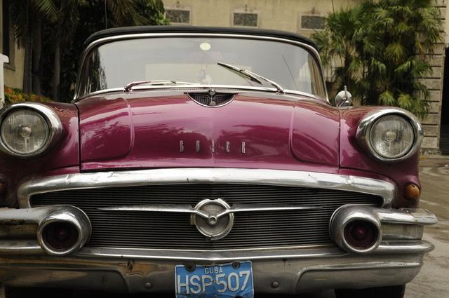 Purple Buick, Havana