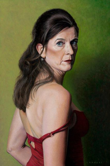 Portret van Jacqueline, 2015