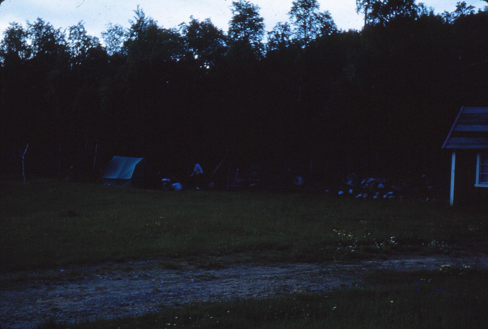 917 (29) Tent Skoganvarre