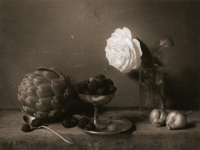Artichoke & Rose, c 2003