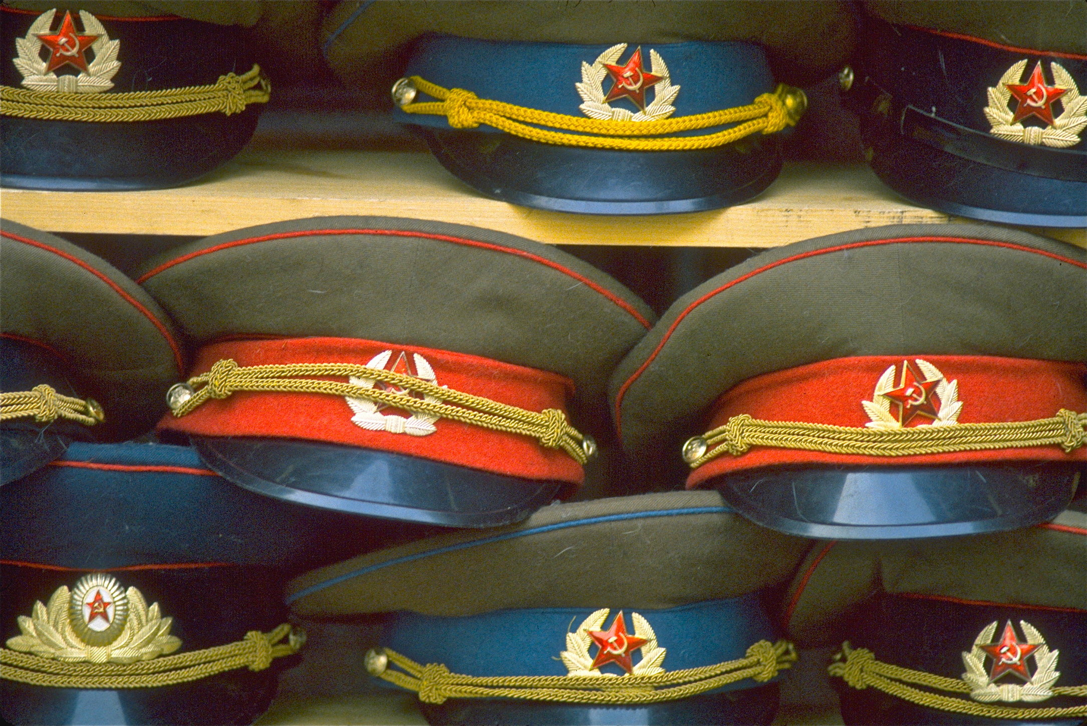 CZECH HAT RACK