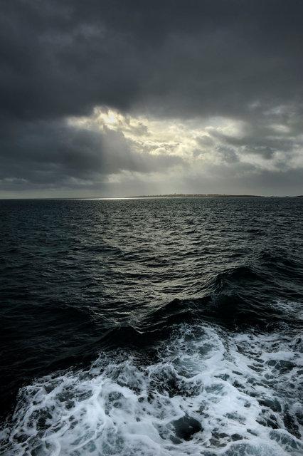 Île Molène, mer d'Iroise, Finsitère