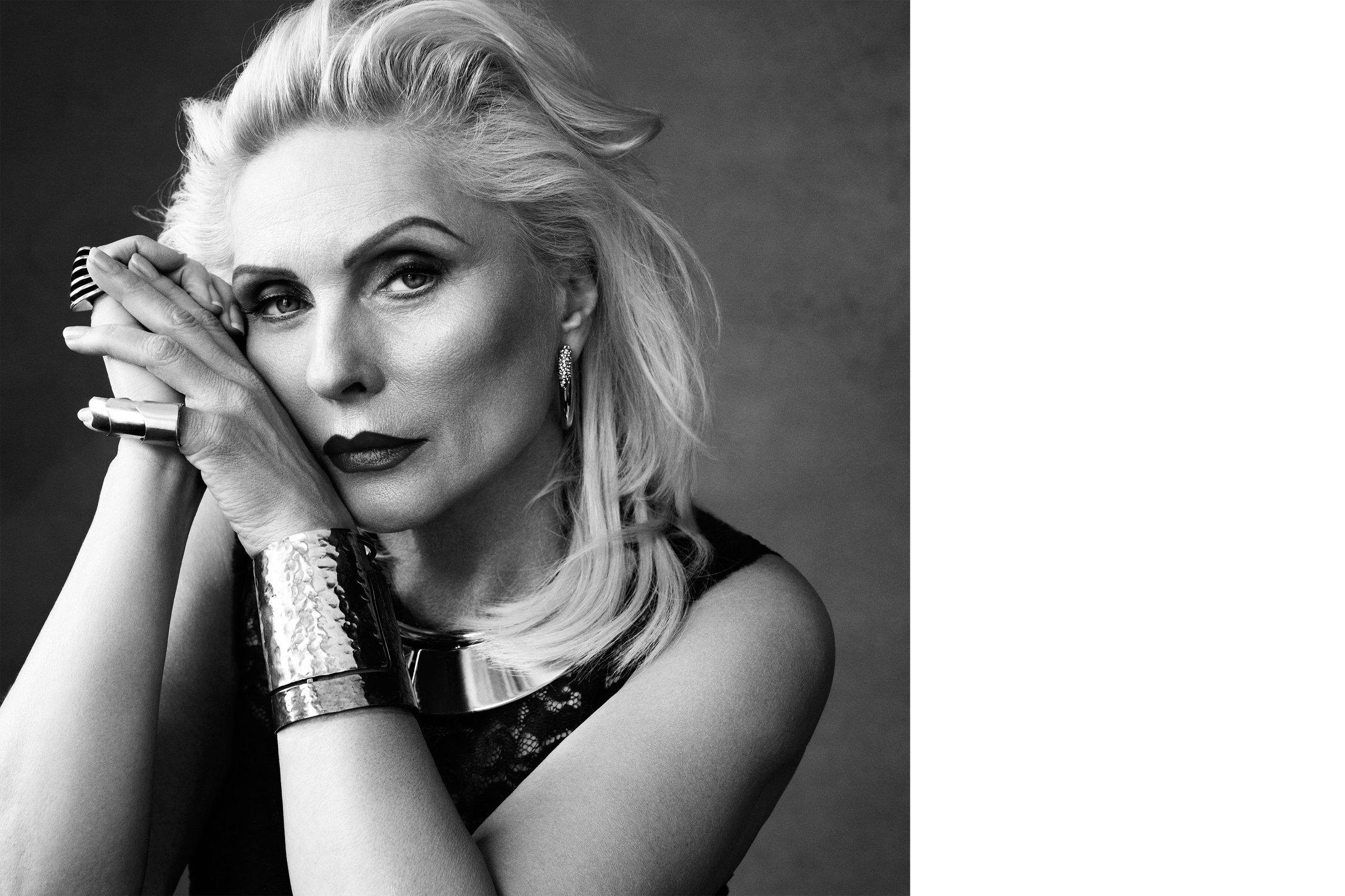 Vogue Spain. Debbie Harry. September 2013