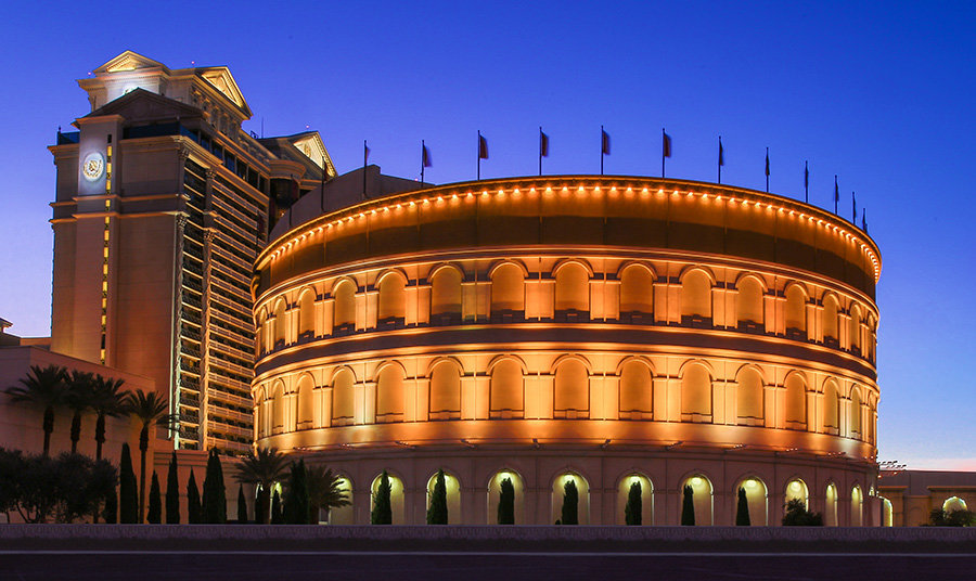 The Colosseum at Caesars turned 10 in 2013
