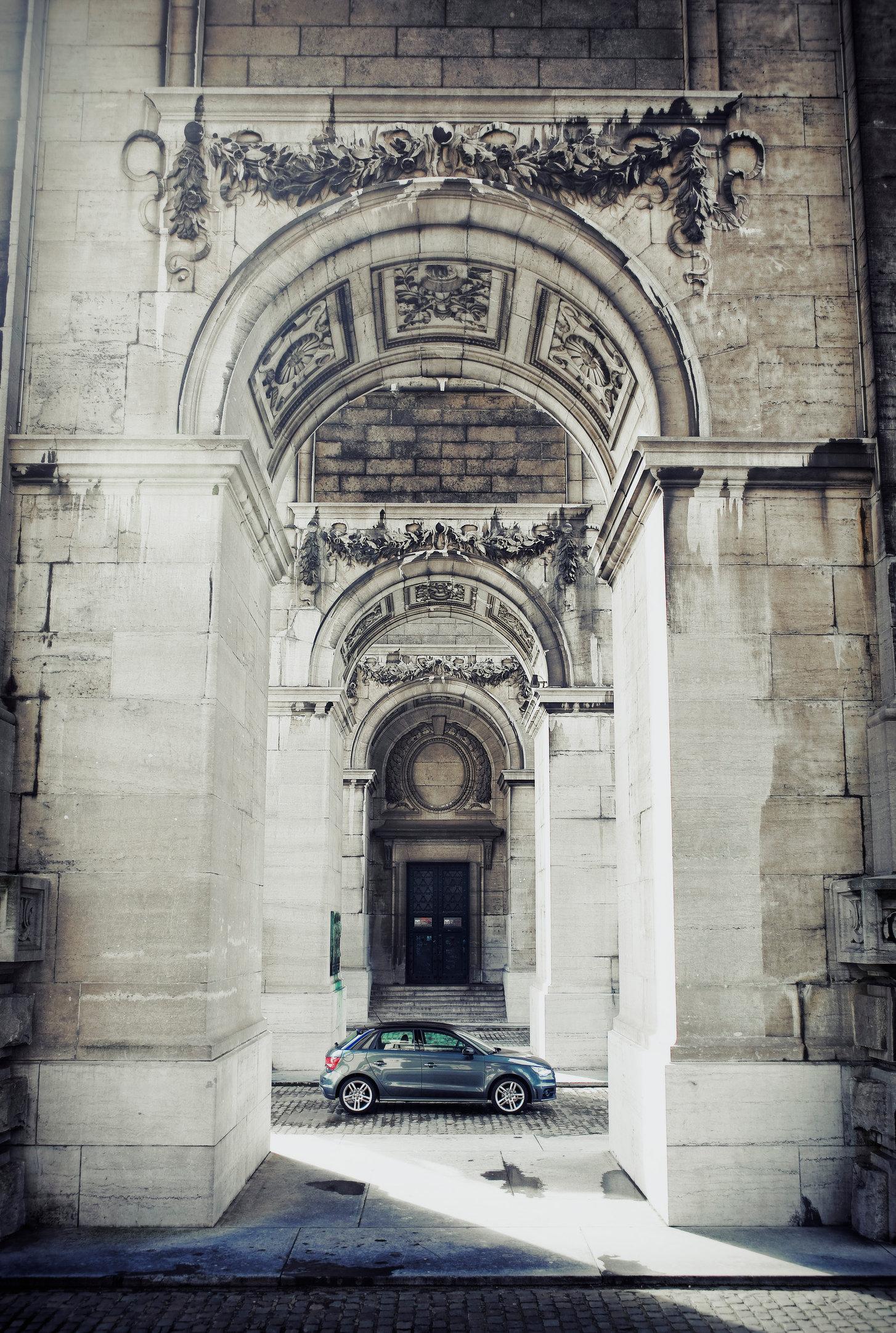 AUDI A1 Urban Reportage voor Audi Mag.