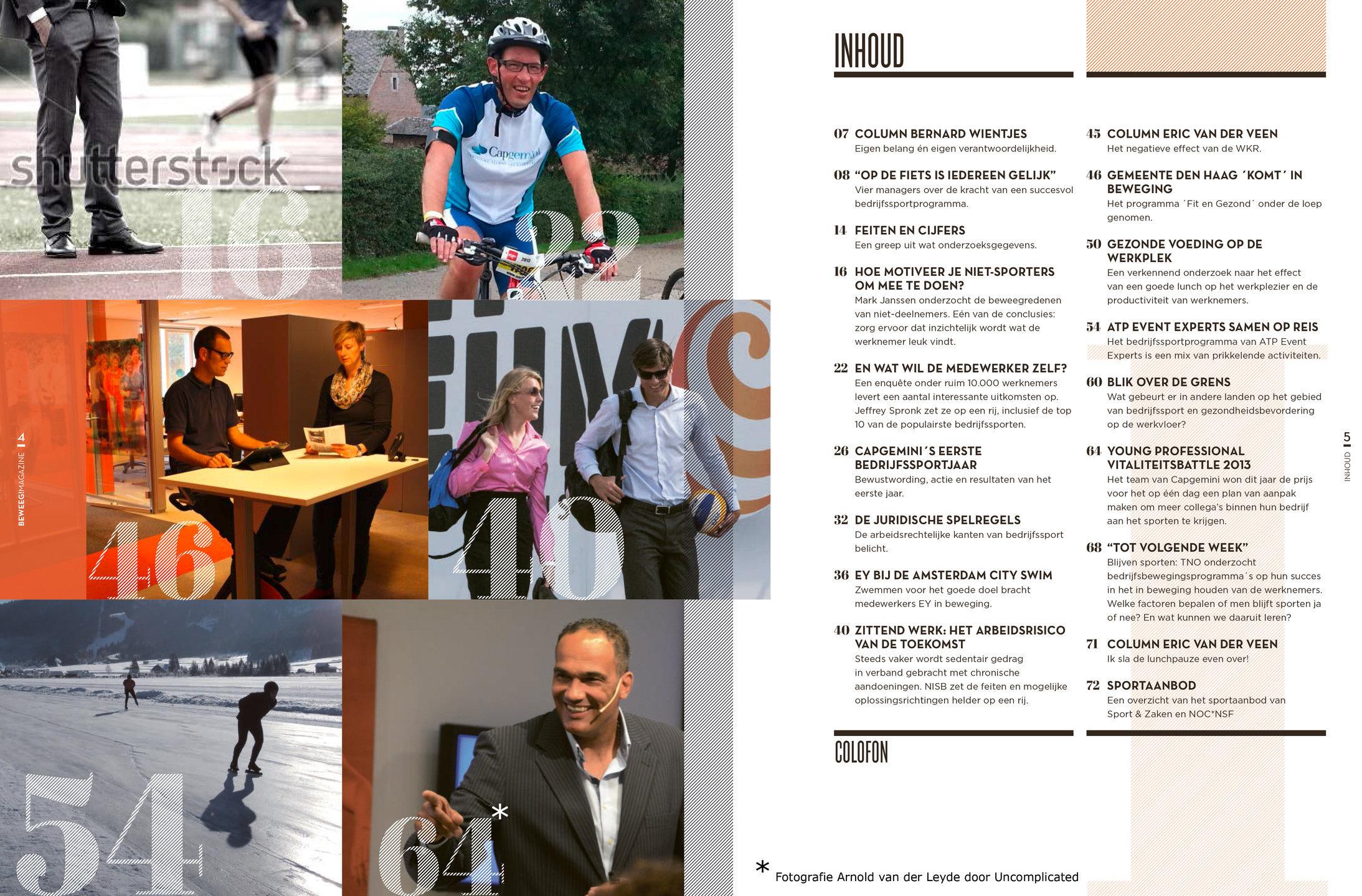Sport&Zaken Magazine 2014