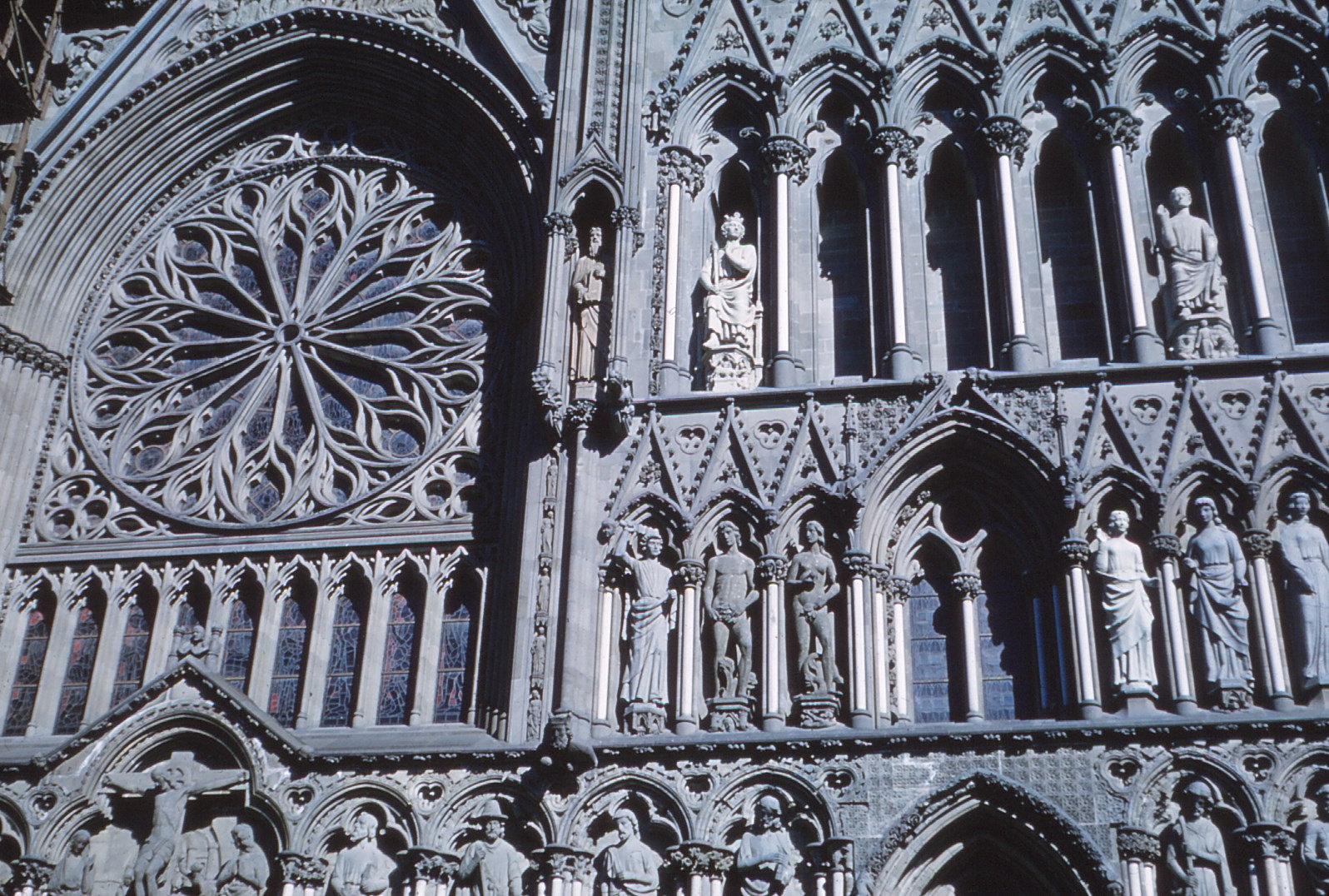 1149 Kerk in Trondheim