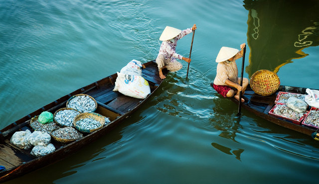 To Market, Hoi An