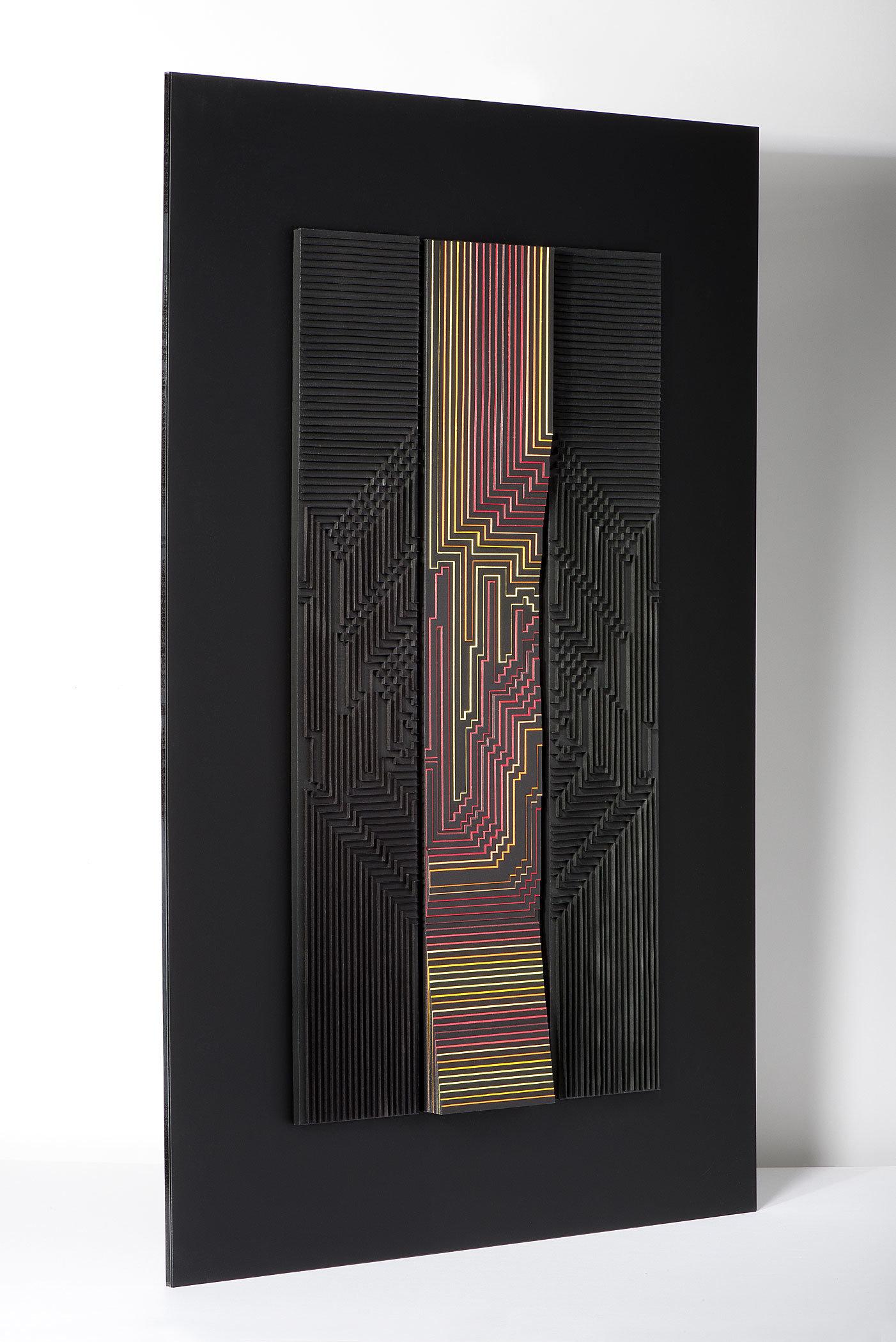 Francoise LUCIANI Lignes Fragmantées 50x70 cm-2.jpg
