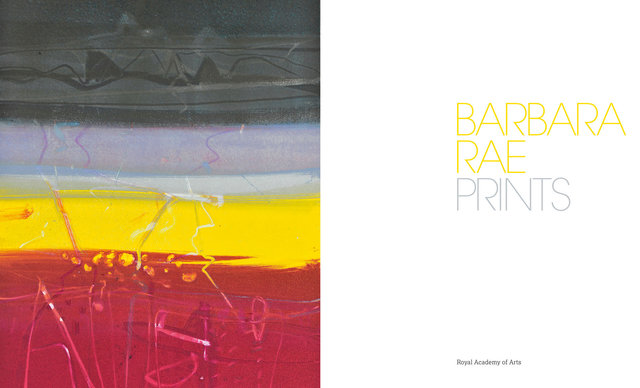 Barbara Rae- Prints