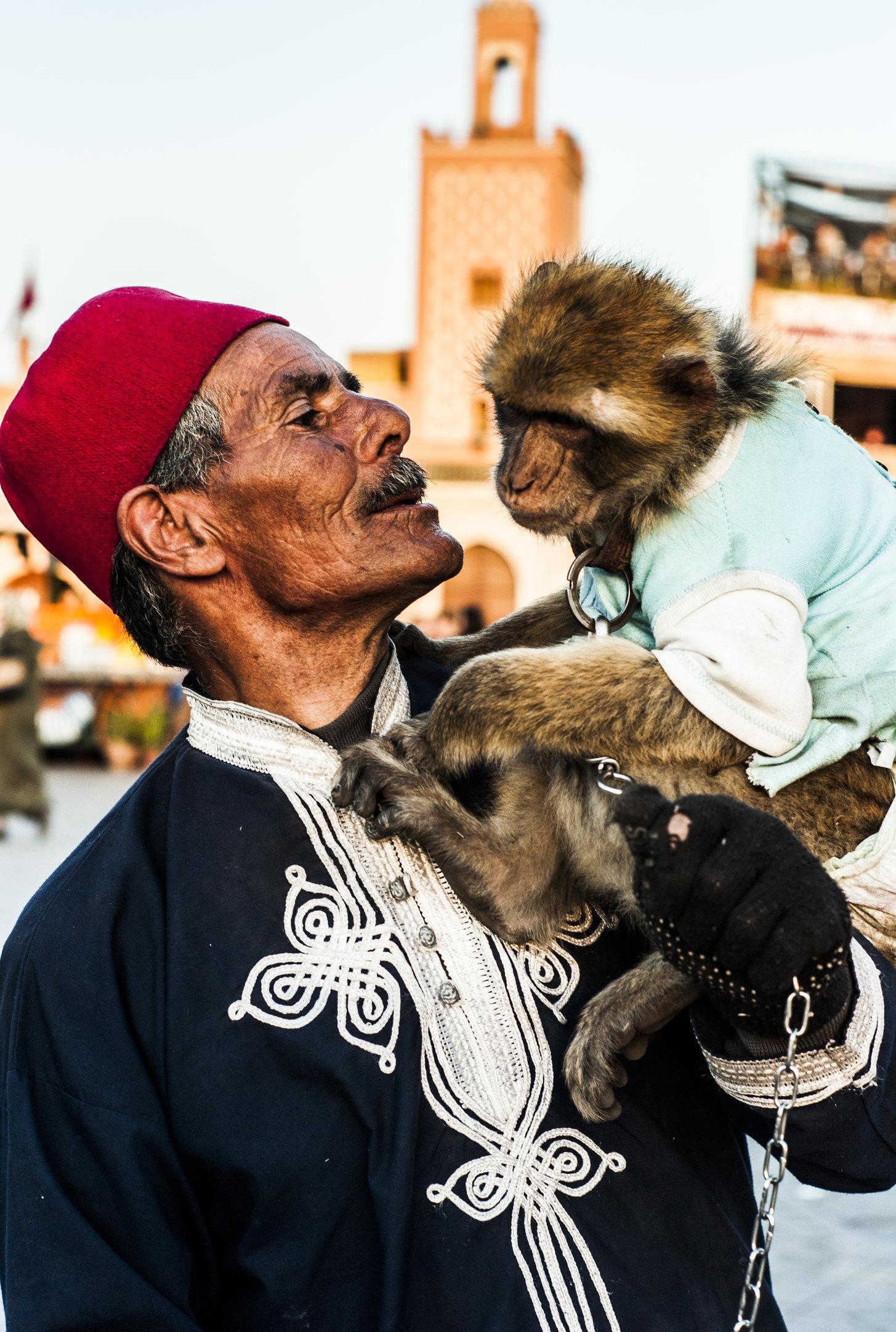 Marrakesh, Morocco. 2014.