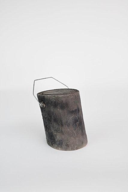 Pot de peinture noire - Collège Politzer
