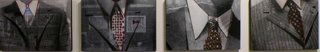 The Sunday Performance 2011 Mixed media 28.5 x 41 cm each.jpg