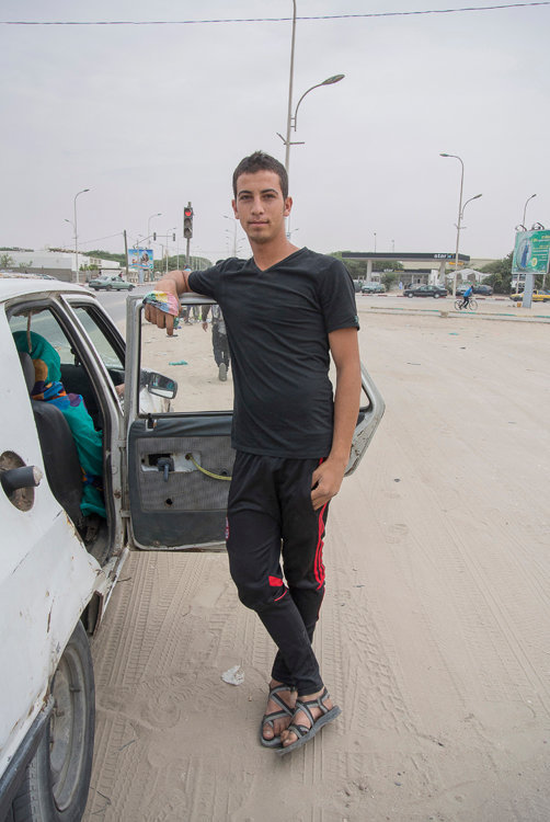 Syria, 23 (on a taxi)